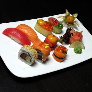 zdjęcie sushi Art Sushi