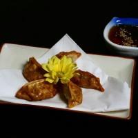 gyoza – 12zł smażone pierożki z nadzieniem mięsno-warzywnym – 5szt.