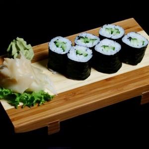 kappa maki -12zł / maki sushi z ogórkiem