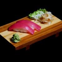 maguro - 18zł / nigiri sushi z tuńczykiem