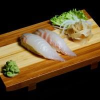 tai - 20zł / nigiri sushi z doradą