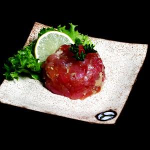 maguro tartare – 25z / tatar z tuńczyka